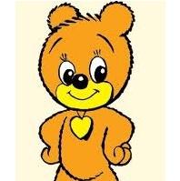 Queen Conch pici rózsa fülbevaló