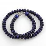 Lapis lazuli roundelle nyaklánc