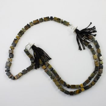 köves ásványi ékszer sólyom/tigrisszem speciál nyaklánc