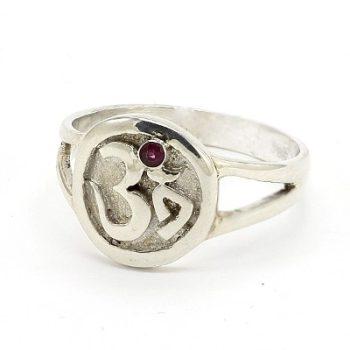 OHM 925-ös ezüst gyűrű ékszer
