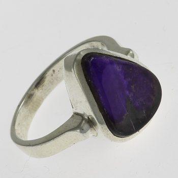 Szugilit csepp gyűrű